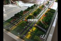 高速公路桥沙盘模型