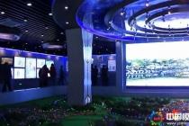 融水城市规划电子沙盘模型