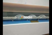 桥梁沙盘模型展播