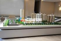 沙盘模型中建筑模型与景观模型相辅相成