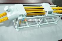 锥阀泵模型