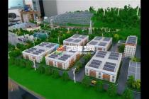 风电光伏新能源沙盘模型