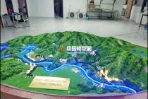 中铁十一局项目沙盘模型