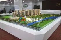 建筑沙盘模型建筑与景观协调处理颜色调和细节