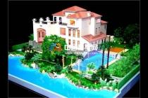 沙盘模型设计制造工艺之油漆特性及选择