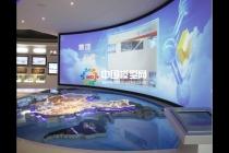 智能数字沙盘模型一般都应用于数字化展馆
