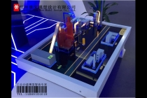 工业机械沙盘模型制作范围广泛前景看好