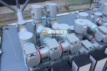 水轮发电机组模型