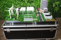 新能源沙盘模型