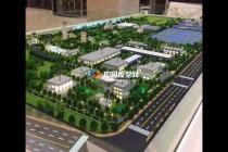 新疆污水处理厂沙盘模型