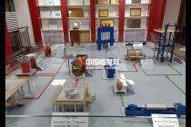 轧辊生产工艺模型
