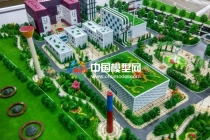 智慧城市沙盘模型服务未来