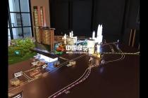 马来西亚槟城远景规划沙盘模型
