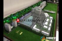 中铁一局双浦车辆段动态模型