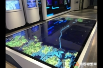 港珠澳大桥展示模型