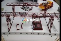 住宅工业化pc预制构件生产沙盘模型