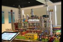 LNG液化调峰工厂沙盘模型