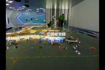 机场物流沙盘模型