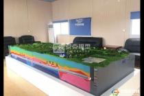 生态农业模型,水利生态模型,地形地貌模型,农业蔗糖生产线模型