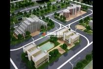 联想智慧城市沙盘模型