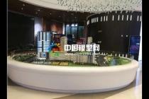 售楼部沙盘模型设计制作有讲究不同艺术品
