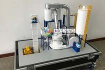 磨粉生产线模型