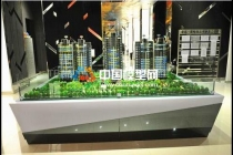 建筑模型底座因材施艺与展厅和谐最重要