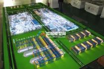 新能源化工基地沙盘模型