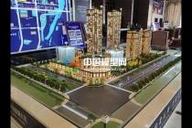 楼盘建筑沙盘模型景观环境工时比例远大于建筑