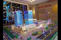 万达广场展示模型