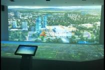数字投影沙盘模型效果强悍,展馆使用居多