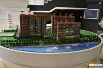 新世界凯粤湾建筑模型