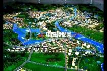 城市规划建筑沙盘模型不光是城市蓝图