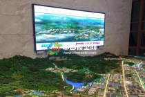 多媒体互动电子沙盘标志着模型行业新进程