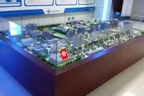 景文模型为您服务(图)-学校沙盘模型价格-芜湖学校沙盘模型