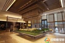 南京新城璞樾钟山售楼处沙盘模型