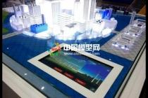 建筑沙盘模型未来必将是智能科技融合体