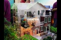 别墅建筑模型材质工艺决定模型最终效果