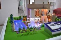 格力空调住宅系统解决方案沙盘模型