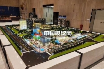 楼盘建筑模型多样性展示给购房者带来全面了解