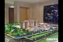 杭州之江昊远销售展示模型,乐清海德公园售楼沙盘模型
