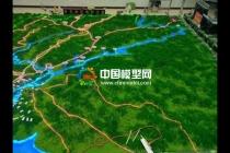 地形规划沙盘模型多样式展现应用广泛