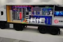 车载可移动核电源模型
