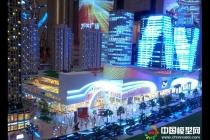 广西柳州万达广场沙盘模型