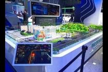智慧交通沙盘模型描绘新时代的交通场景