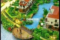 建筑模型环境景观应根据用途及属性适配