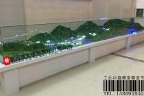 中铁一局临金高速TJ05标段模型