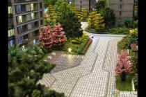 浩都·上海城售楼处沙盘模型