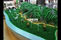 生态农业沙盘模型