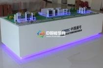 中国通号高铁列控系统沙盘模型